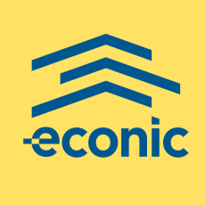 Webseite – econic e-homes