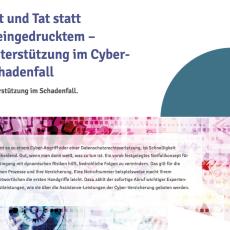 Webrelaunch – Cyber-Versicherung